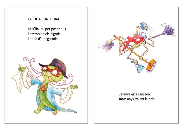 'Potetes de sucre' publicada en coedició per El Cep i la Nansa