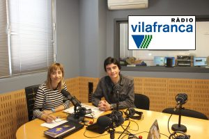 Ramón Grau a Ràdio Vilafranca.