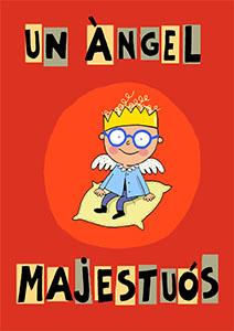 Un àngel majestuós